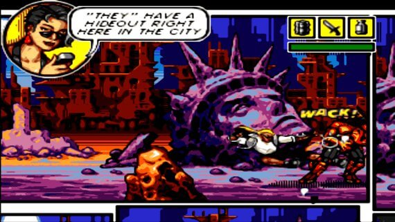 Top 10 Games Begging For Sequels Comix Zone