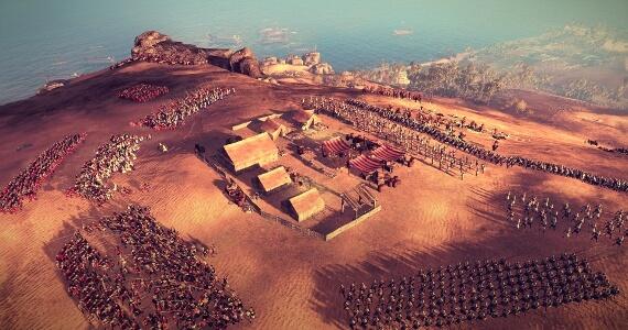 Total War Rome 2 Capture Point