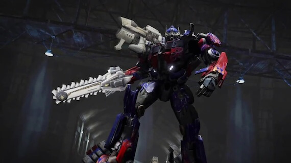 Transformers Dark of the Moon Story Trailer