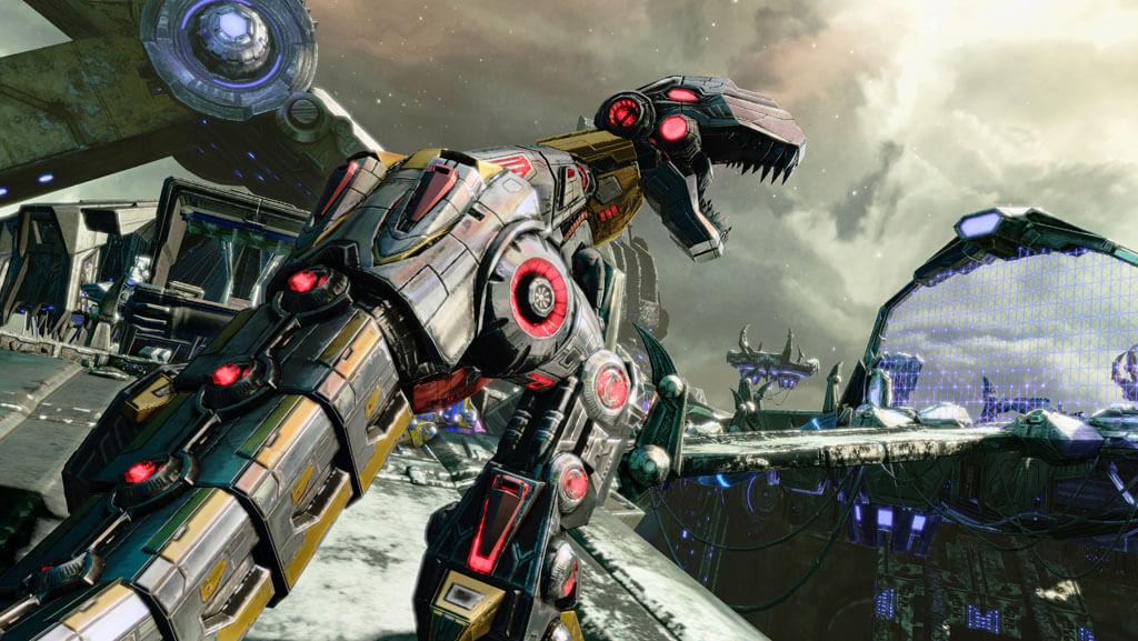 'Transformers: Fall of Cybertron' Trailer Explains Dinobot Origins