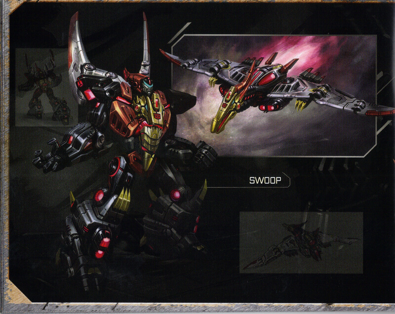 'Transformers: Fall of Cybertron' Art of the Apocalypse: New Weapons & Characters