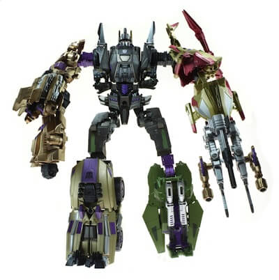 Transformers Fall Of Cybertron Toy Line Bruticus Hasbro