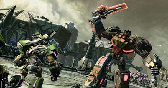 Transformers Fall of Cybertron Coming to PC