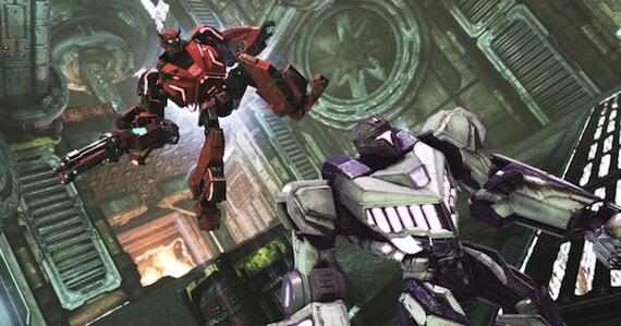 Transformers Fall of Cybertron E3 Preview - Jazz Cliffjumper