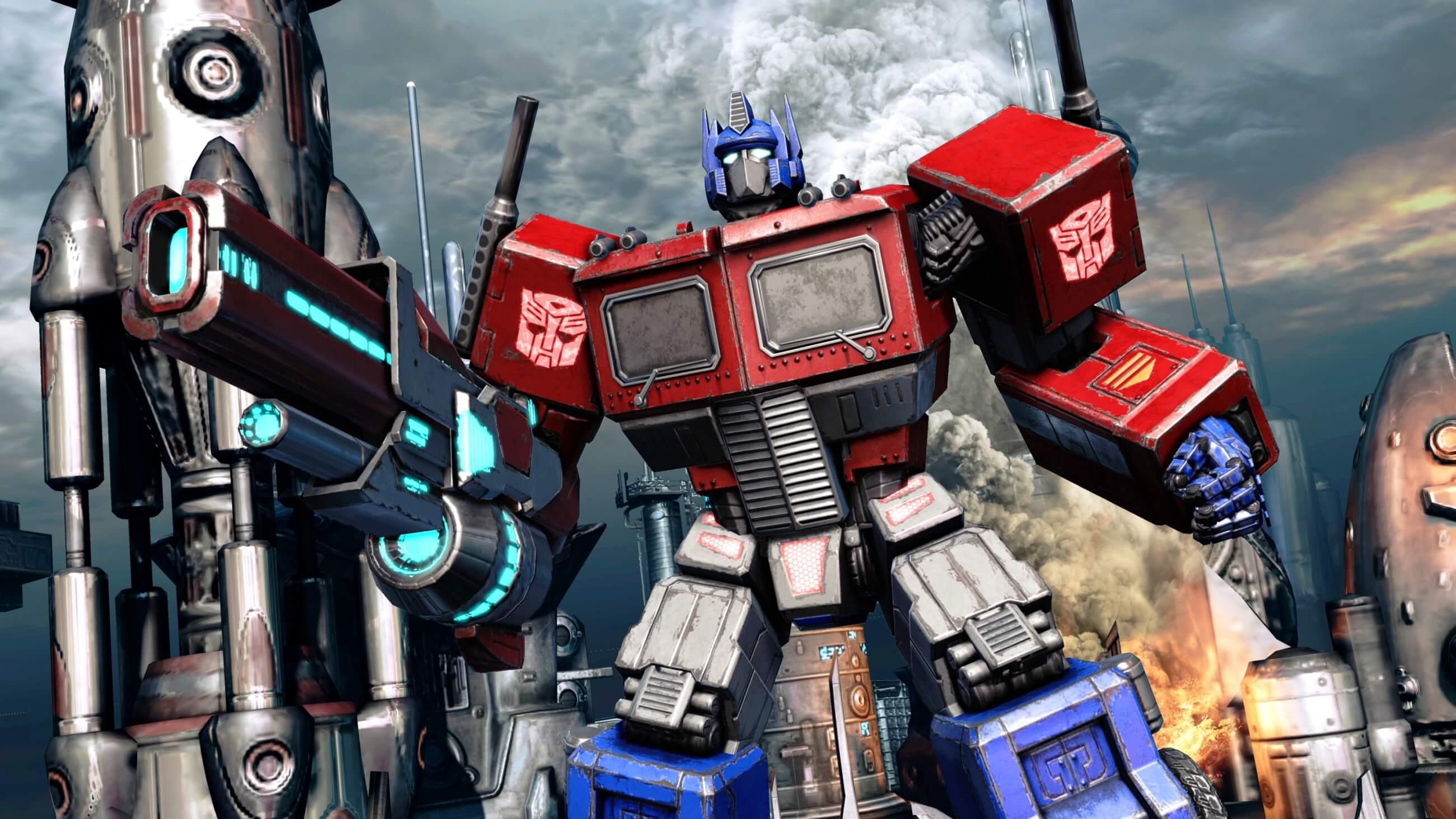 'Transformers: Fall of Cybertron' Pre-Order Bonuses & E3 Teaser Trailer