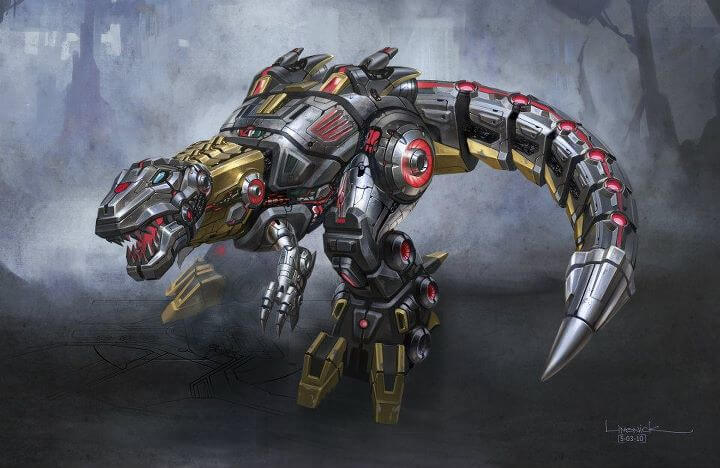Transformers: Fall Of Cybertron (Grimlock)