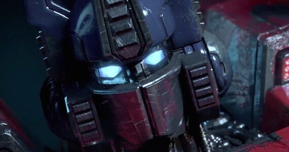 Transformers: Fall of Cybertron (Launch Trailers)
