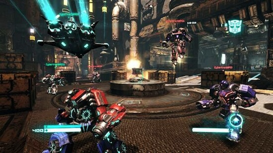 'Transformers: Fall of Cybertron' Multiplayer