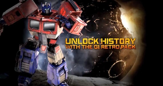 Transformers Fall of Cybertron Pre-Order Trailer
