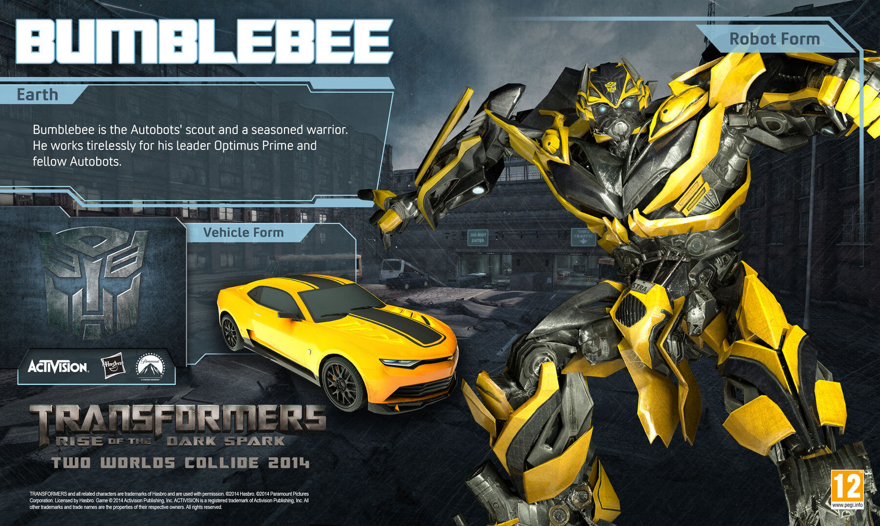 Transformers Rise of the Dark Spark Movie Age of ...