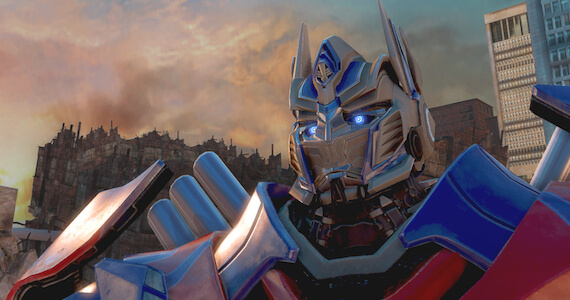 'Transformers: Rise of the Dark Spark' to Merge Films & 'Cybertron' Game Series