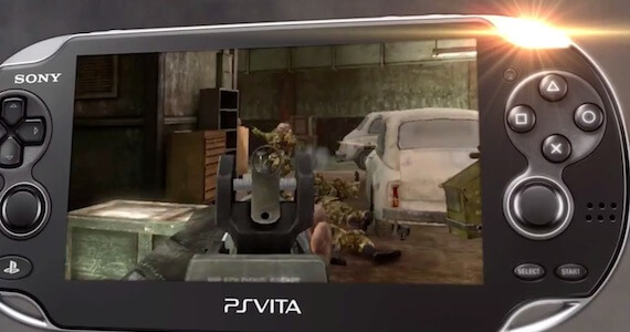 Treyarch Not Helping Develop 'Black Ops: Declassified' for Vita