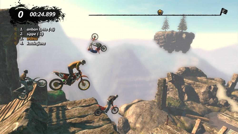 'Trials Evolution' and 'Minecraft' Bookend Xbox 360's Arcade Next