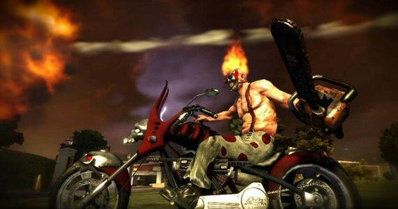 Twisted Metal 2011 Gameplay Footage shows Sweet Tooth
