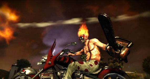 Twisted Metal Delayed 2012