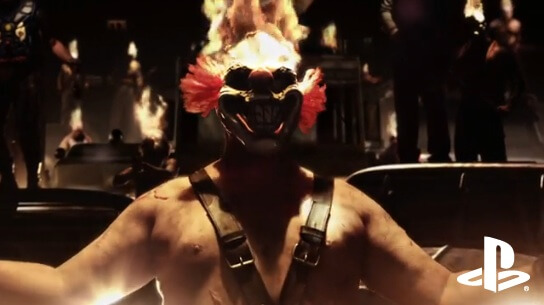 Twisted Metal E3 2010 PS3