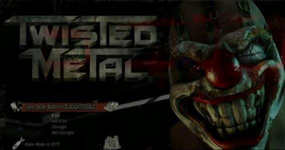 David Jaffe says Twisted Metal Delayed 2012