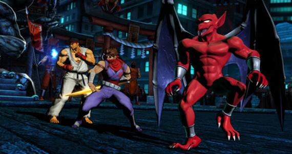 Ultimate Marvel Vs. Capcom 3 Details and Trailers