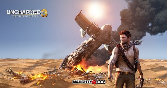 'Uncharted 3: Drake's Deception' Online Stats; Biggest Beta in PS3 History