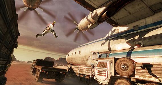 'Uncharted 3: Drake's Deception' Multiplayer Beta Impressions & Details