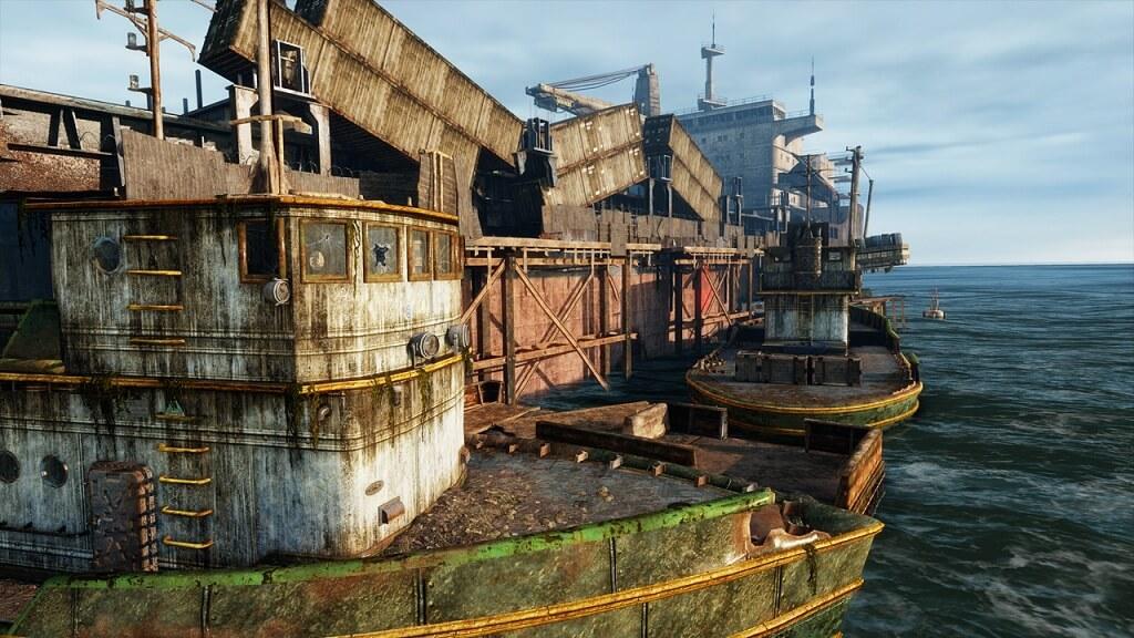 'Uncharted 3' DLC Screenshots Show New Multiplayer Maps