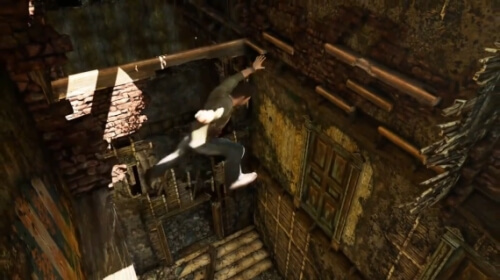 Uncharted 3 Gameplay Videos Traversal