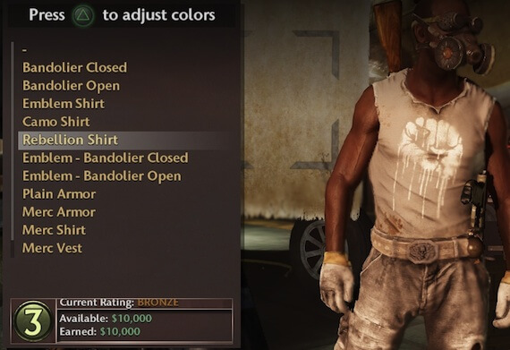 Uncharted 3 Multiplayer Customization