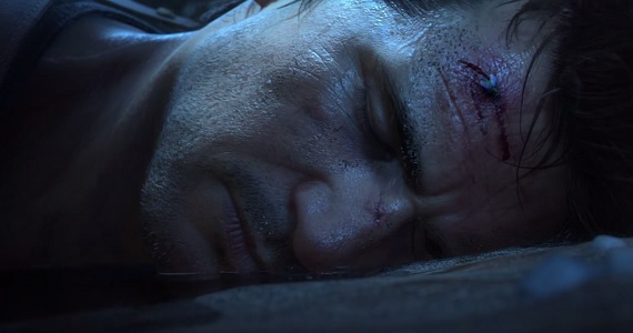 Uncharted 4 trailer older Nathan Drake