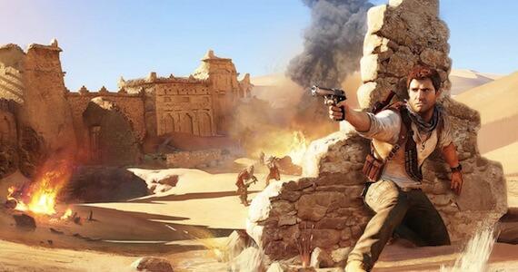 'Uncharted 3' Desert Village Gameplay Video [Updated]