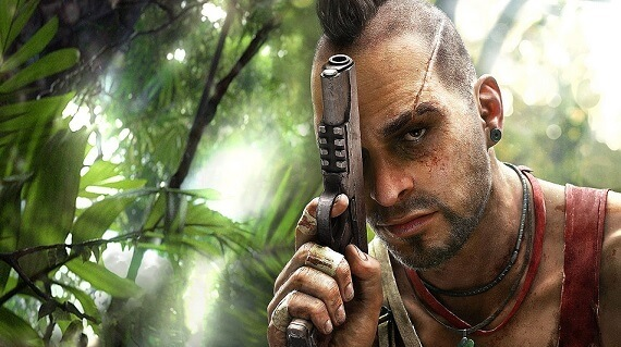 Vaas Montenegro in 'Far Cry 3'