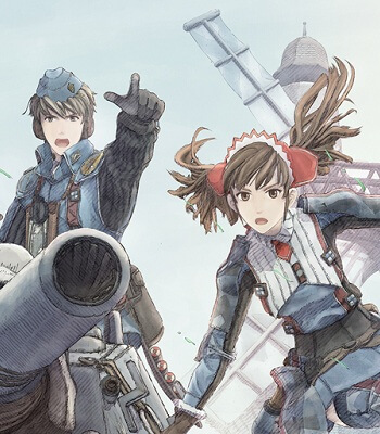 Valkyria Chronicles Trophies