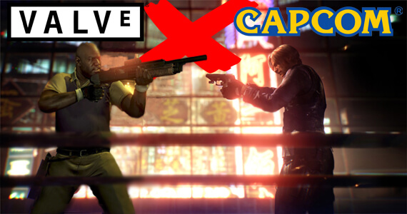 Capcom & Valve Join Forces in 'Resident Evil' & 'Left 4 Dead 2' Crossover Project