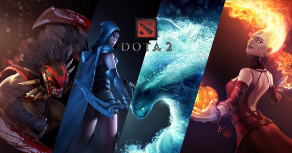 Valve Confirms Free-to-Play and Dota Store for 'Dota 2'