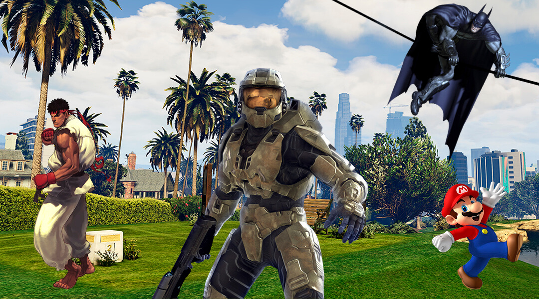 10 Video Game Crossovers We Desperately Want