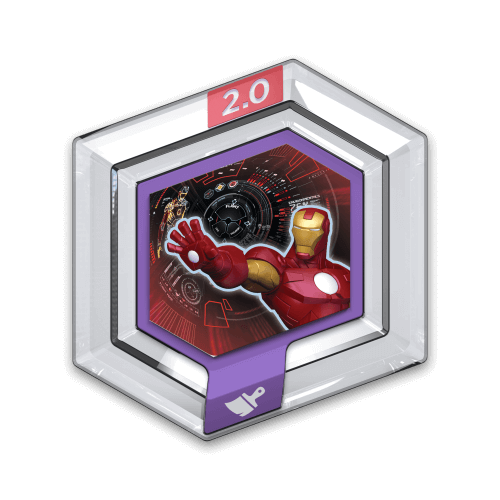 Disney Infinity - View From The Suit