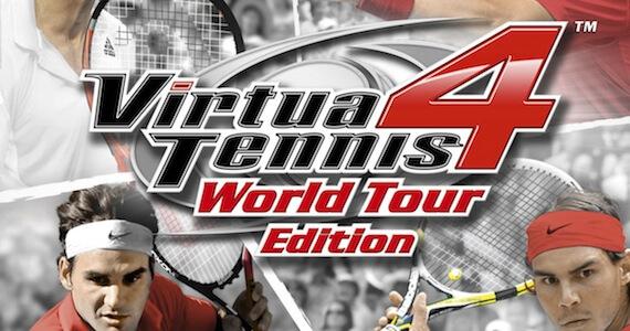 'Virtua Tennis 4: World Tour Edition' Vita Review