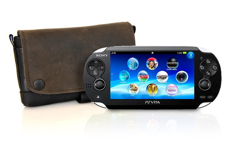 Waterfield's PS Vita Case and Gear Pouch Pro Review