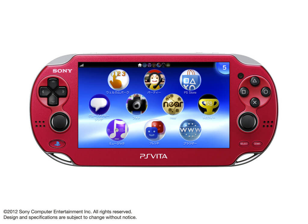 PlayStation Plus Comes To Vita in November; New Vita Colors for Japan