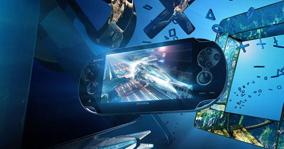 Vita as PS4 Controller