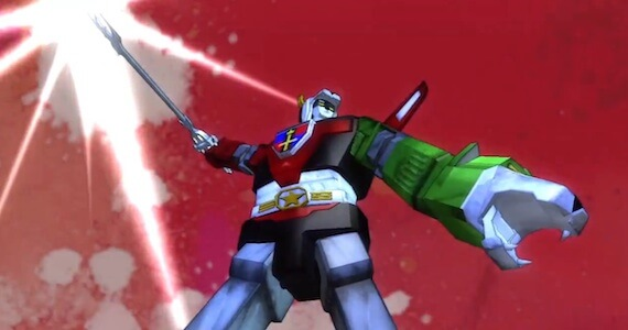 'Voltron: Defender of the Universe' Review