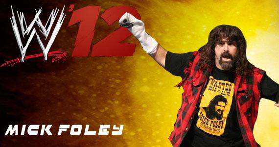 Mick Foley in WWE '12