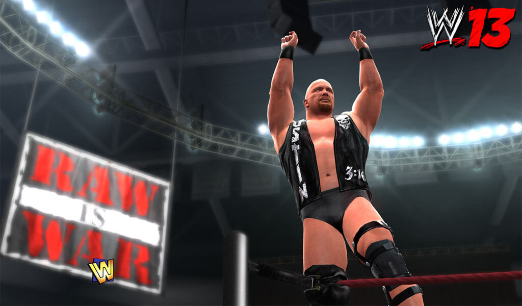 New 'WWE 13' Details are Filled with Attitude