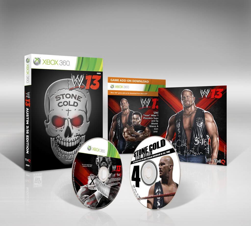 'WWE 13' Gets a Stunning Collector's Edition