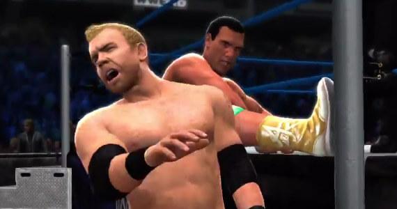 WWE 2K14 Screenshot ADR Boot