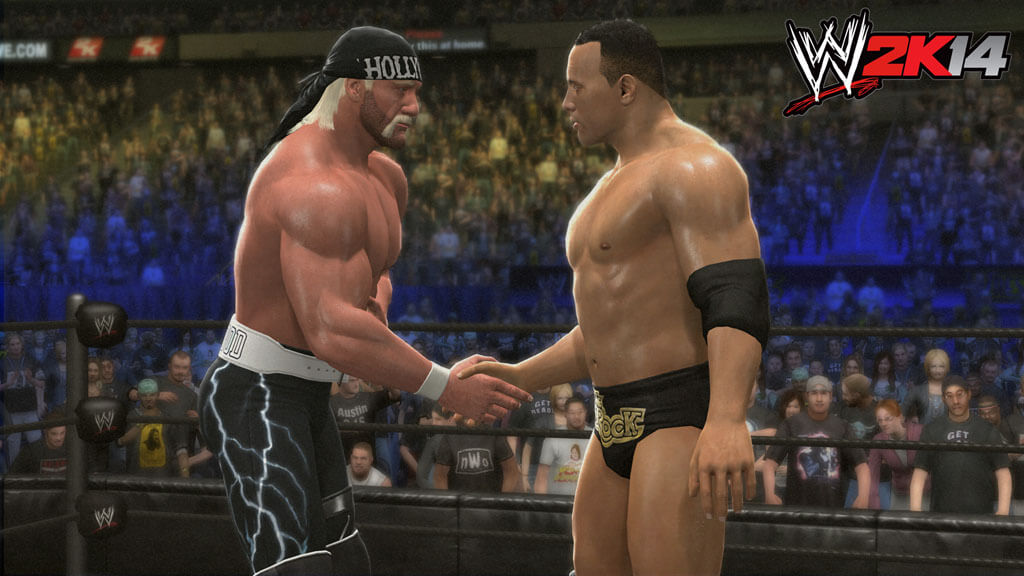 'WWE 2K14' 30 Years of WrestleMania Roster Revealed
