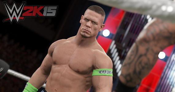 WWE 2K15 2K Showcase