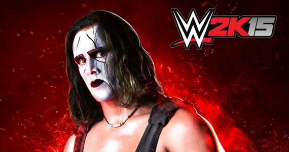 WWE 2K15 (Sting)