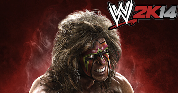 WWE 2K14 – The Ultimate Warrior