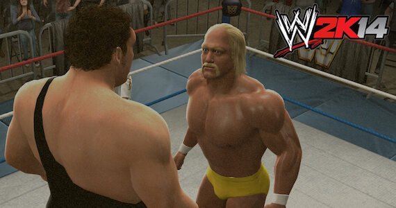 WWE 2K14: '30 Years of WrestleMania' Mode Serves Up New Trailer & Screenshots