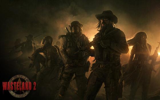 Wasteland 2 Desert Rangers